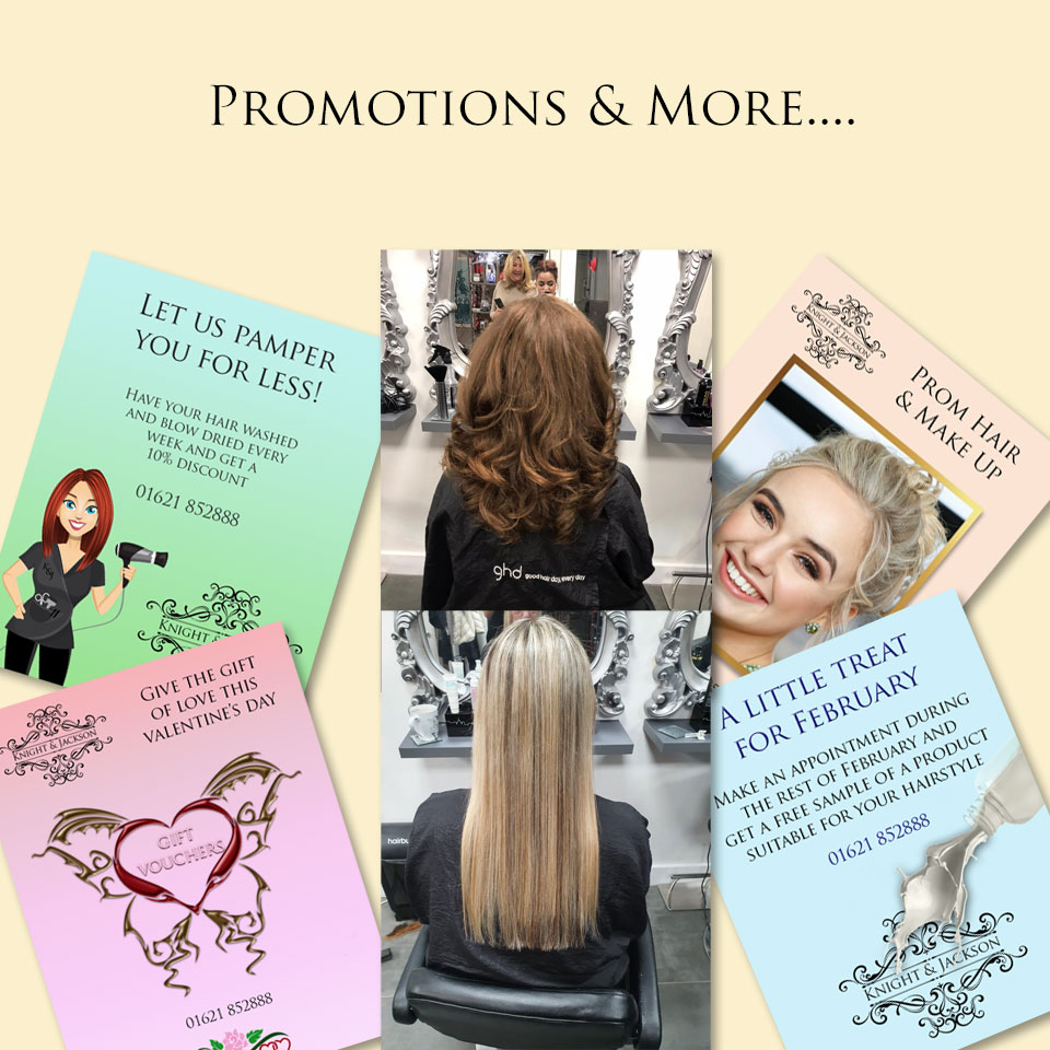 Promotions & More