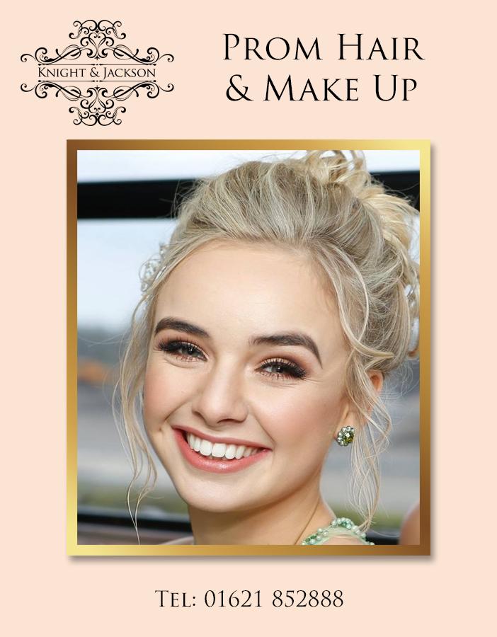 Prom Hair & Make Up