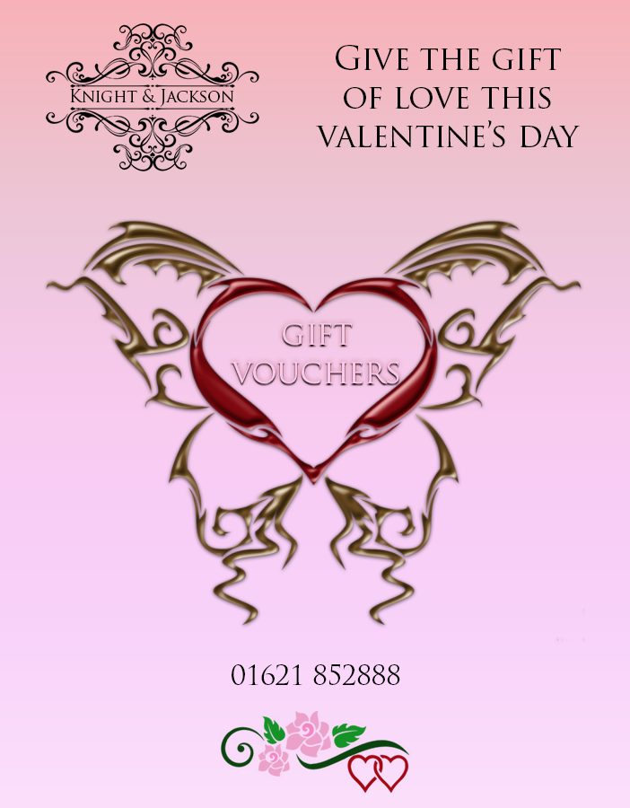 Valentine's Day Vouchers